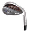 Mizuno MP T-11 White Satin Wedges - View 1