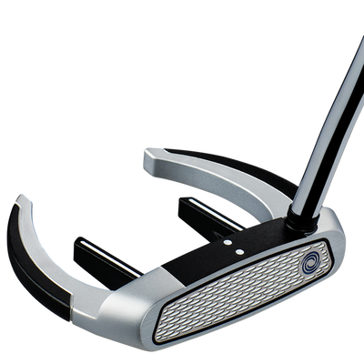 Odyssey Works Versa Tank Sabertooth w/Superstroke Grip Putter Mens/Right