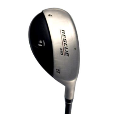 TaylorMade Rescue Mid Hybrid 4 Hybrid Mens/LEFT