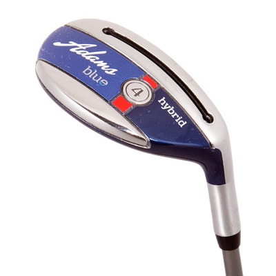 Adams Golf 2015 Blue 4 Hybrid Mens/Right