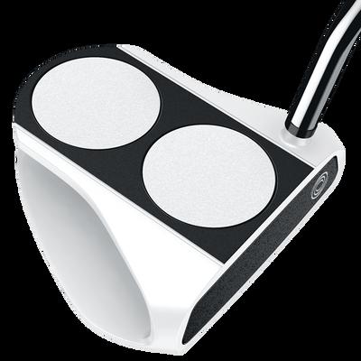 Odyssey Versa 90 2-Ball White Putter