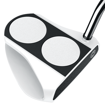 Odyssey Versa 90 2-Ball White Putter