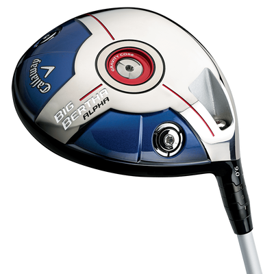 Big Bertha Alpha Drivers