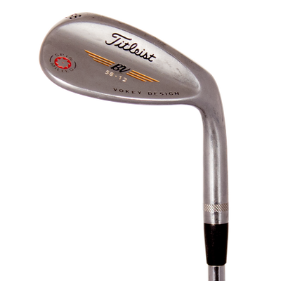 Titleist 2009 Vokey Spin Milled Tour Chrome Lob Wedge Mens/Right