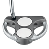 Odyssey White Steel 2-Ball SRT Putters - View 3