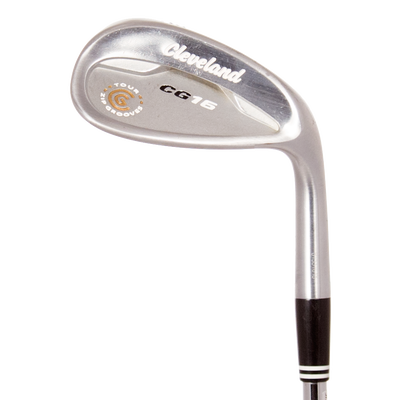 Cleveland CG16 Satin Chrome Tour Zip Groove Wedges (2011)
