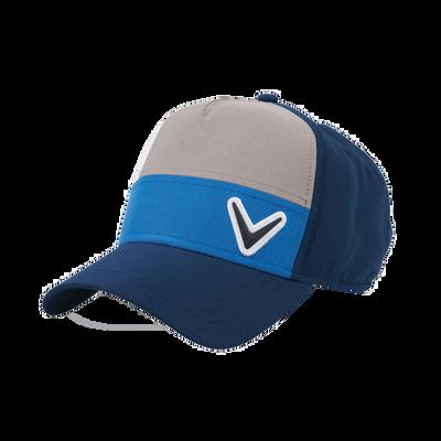 Color Block Cap