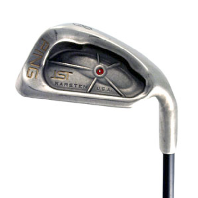 Ping ISI Nickel Irons