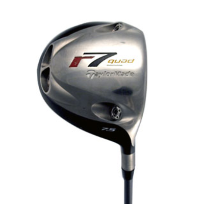 TaylorMade R7 Quad Drivers