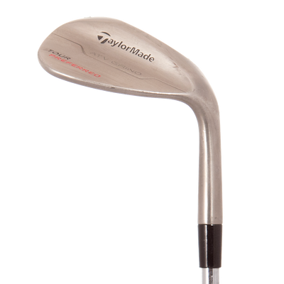 TaylorMade Tour Preferred ATV Grind Wedges Lob Wedge Mens/Right