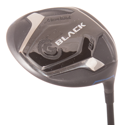 Cleveland 2015 CG Black Driver 12° Mens/Right