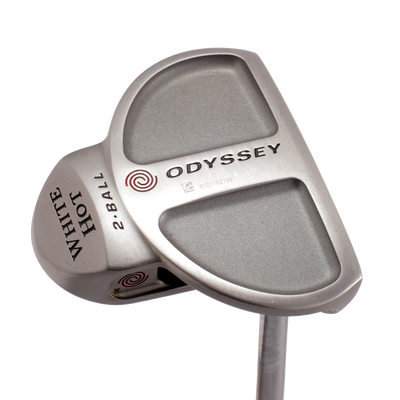 Odyssey White Hot 2-Ball Center-Shafted Putters