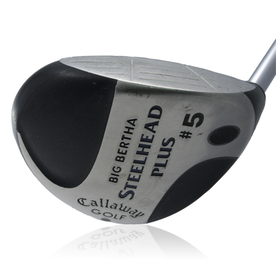 Steelhead Plus 5 Wood Mens/LEFT