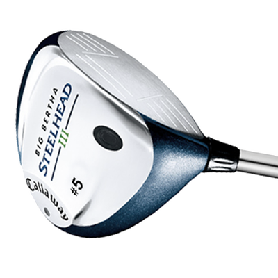 Steelhead III 5 Wood Mens/LEFT