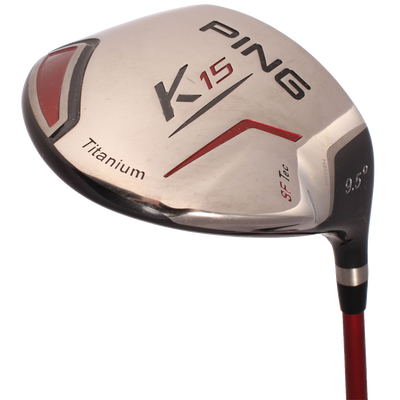 Ping K15 Drivers