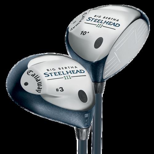 Callaway Steelhead Iii Drivers Callaway Golf Drivers