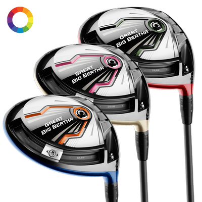 2015 Great Big Bertha uDesign Driver 10.5° Mens/LEFT