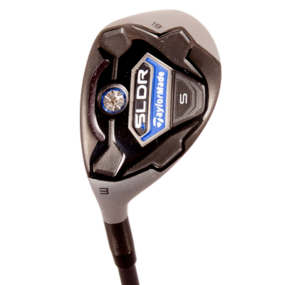 TaylorMade SLDR S Hybrids