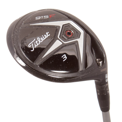 Titleist 915F Fairway - 18° Mens/Right