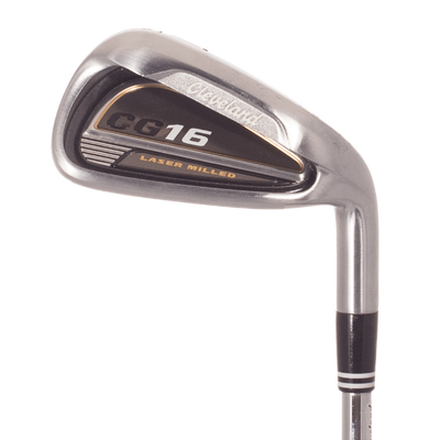 Cleveland CG16 Satin Chrome Irons