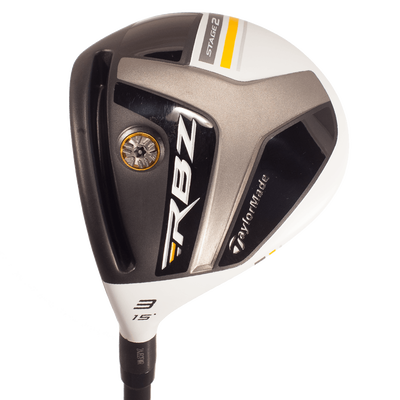 TaylorMade RocketBallz Stage 2 Fairway 3HL Wood Mens/Right