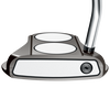 Odyssey White Ice 2-Ball V-Line Putter - View 2