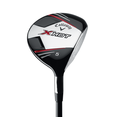 X Hot Black Fairway Woods