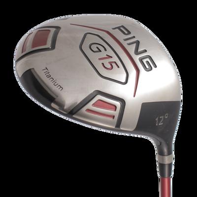 Ping G15 Drivers