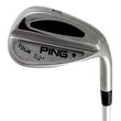 Ping Tour Brushed Polished Lob Wedge Mens/Right