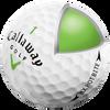 HX Hot Bite Logo Overrun Golf Balls - View 2