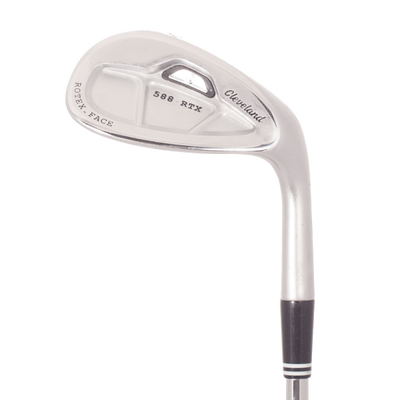 Cleveland 588 RTX CB Satin Chrome Wedge Lob Wedge Mens/Right