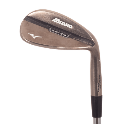 Mizuno MP T4 Black Nickel Wedge Lob Wedge Mens/Right