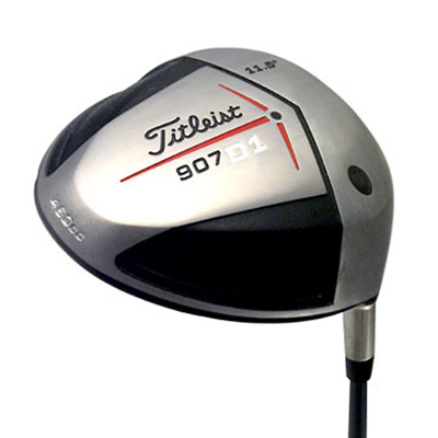 Titleist 907D1 Driver 9.5° Mens/Right