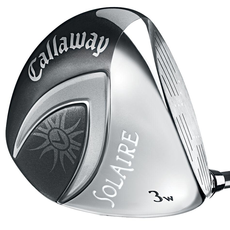 Callaway Golf Women's Callaway Solaire Fairway Woods fwoods-2010-solaire