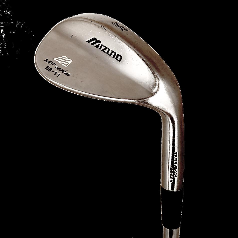 Mizuno Mp Chrome Gap Wedge 52 176 Steel Wedge Ebay