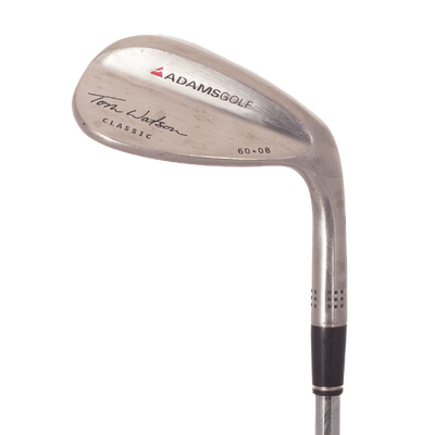 Adams Golf Tom Watson Classic Satin Chrome Gap Wedge Mens/Right