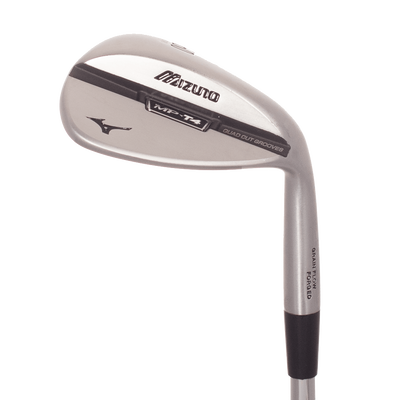 Mizuno MP T4 White Satin Wedge Lob Wedge Mens/Right