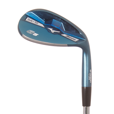 Mizuno S5 Blue Ion Gap Wedge Mens/Right
