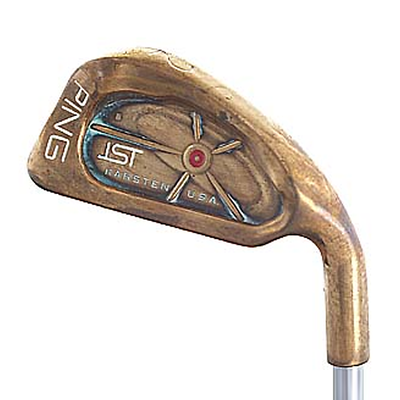 Ping ISI BeCu Irons