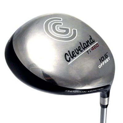 Cleveland Launcher Ti460 Offset Drivers
