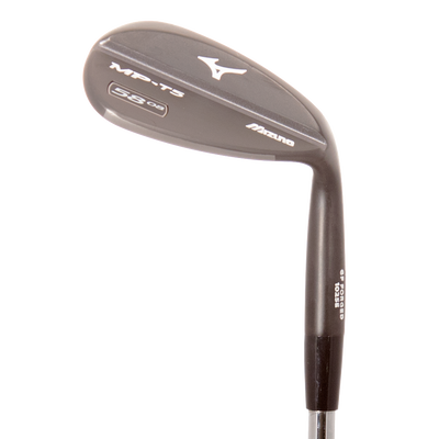 Mizuno MP-T5 Black Ion Lob Wedge Mens/Right