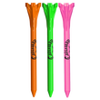 "Performance CG Logo Tees 2 3/4"" Neon Mix 30-Pack"