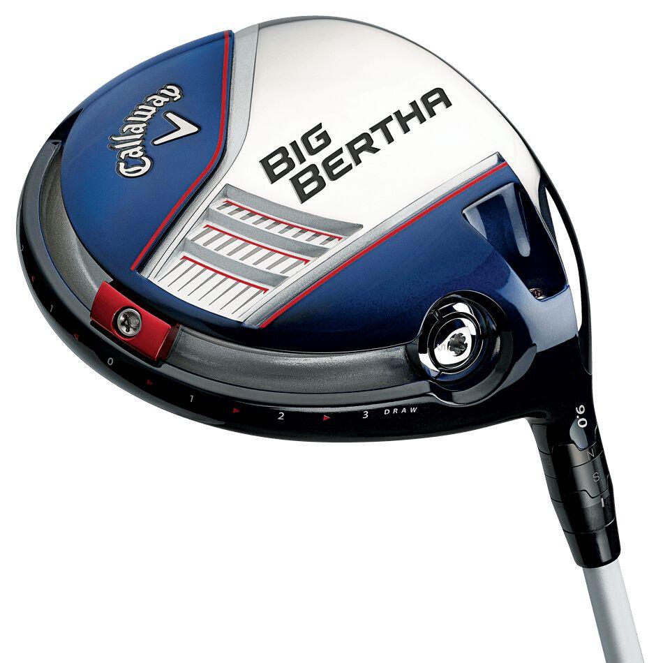 Callaway Golf Big Bertha Pro Tour Drivers