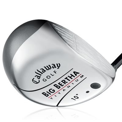 Big Bertha Titanium Drivers