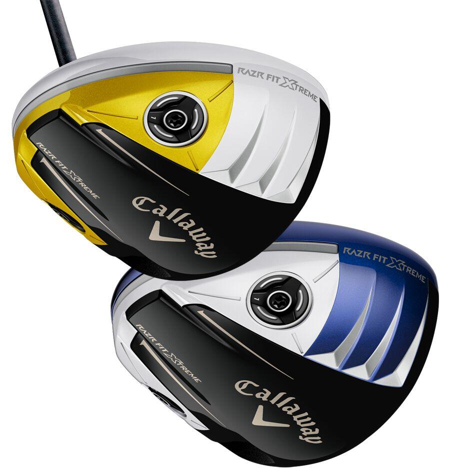 Callaway Golf RAZR Fit Xtreme udesign Drivers