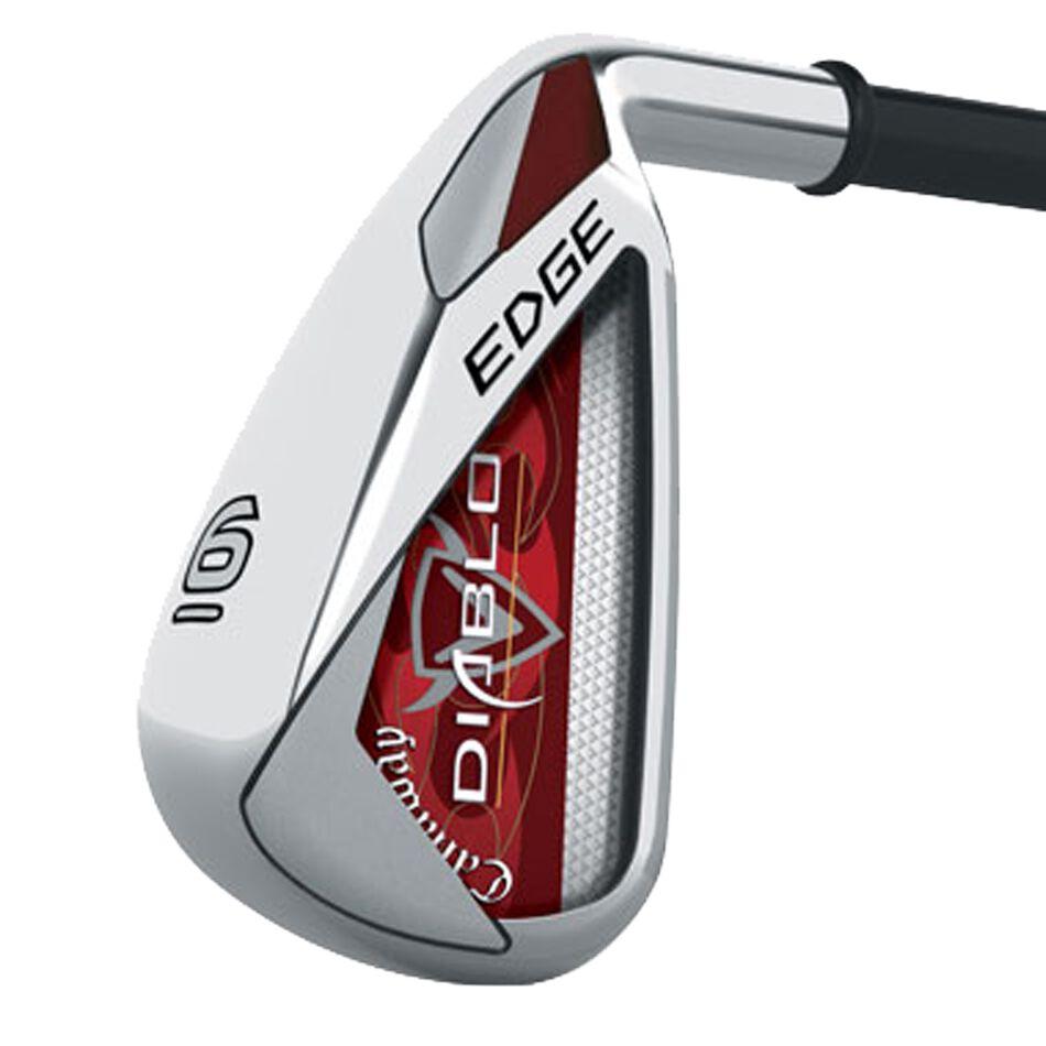 Callaway Golf Diablo Edge Irons/Hybrids Combo Set