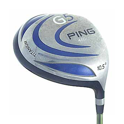 Ping G5 Offset Drivers