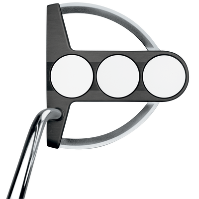 Odyssey White Steel Tri-Ball SRT Putters