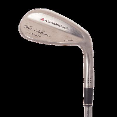 Adams Golf Tom Watson Classic Satin Chrome Gap Wedge Mens/Right