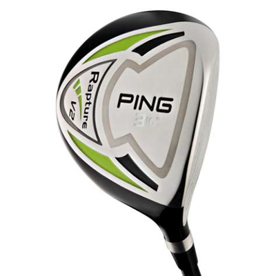 Ping Rapture V2 Fairway Woods